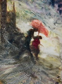 Umbrella Crossing I