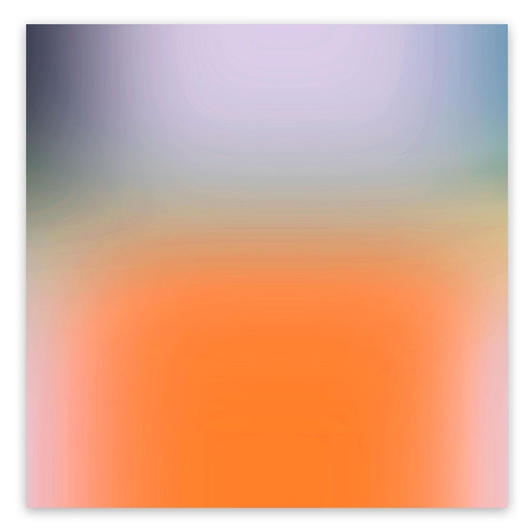 Bill Kane Abstract Photograph - EM2020-4 ( Abstract work on paper)
