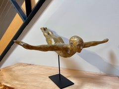 """In My Dreams I Can Fly,"" Sculpture"