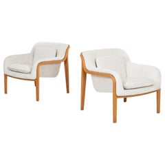 Bill Stephens Knoll Vintage 1315 Lounge Chairs