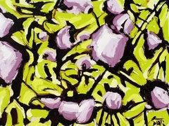 GARDEN 3, Painting, Oil on Canvas