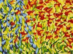 GARDEN 7, Painting, Oil on Canvas