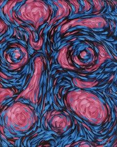 SPIRIT, Painting, Oil on Canvas