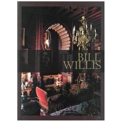 """Bill Willis"" Book of Interior Designs"