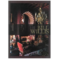 """Bill Willis"" Book of Moroccan Interior Designs"