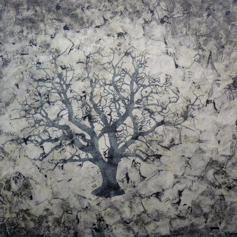 Craik, Contemporary Ink on paper painting For Sale 1
