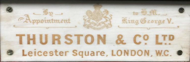 Billiard Snooker Pool Table Edwardian English Oak In Good Condition For Sale In Chilcompton, Radstock