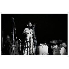 Billie Holiday, Carnegie Hall, NYC, 1954, Raymond Jacobs Archival Photograph