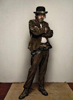 Plez Portrait Contemporary Photography on Dibond with Perspex Front UV Resistant