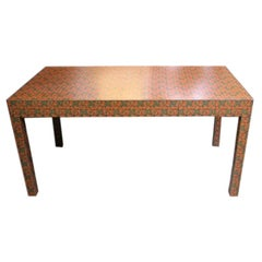 Billy Baldwin Parson's Writing Table