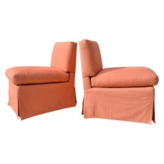 Billy Baldwin Slipper Chairs