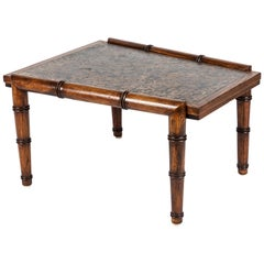 Billy Haines Trapezoidal Occasional Table