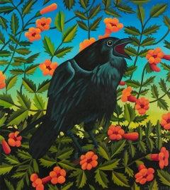 HARBINGER, Crow and Trumpet Vine
