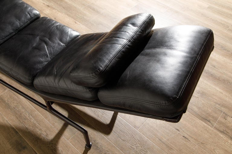 Billy Wilder Chaise Lounge by Ray & Charles Eames for Herman Miller For Sale 3