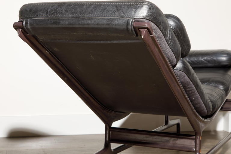 Billy Wilder Chaise Lounge by Ray & Charles Eames for Herman Miller For Sale 8