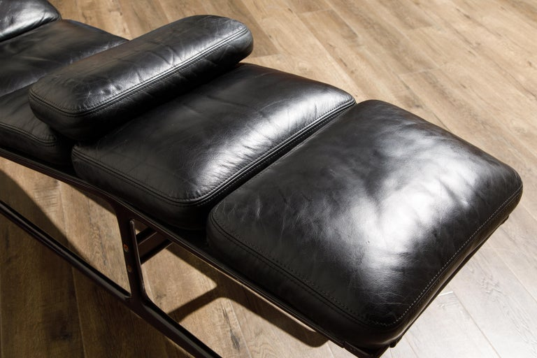 Billy Wilder Chaise Lounge by Ray & Charles Eames for Herman Miller For Sale 9