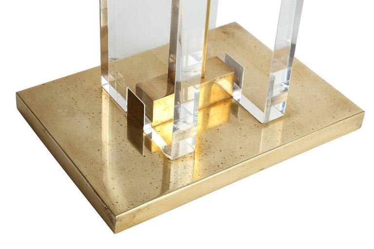 Binario Table Lamp by Selezioni Domus In New Condition For Sale In Miami, FL