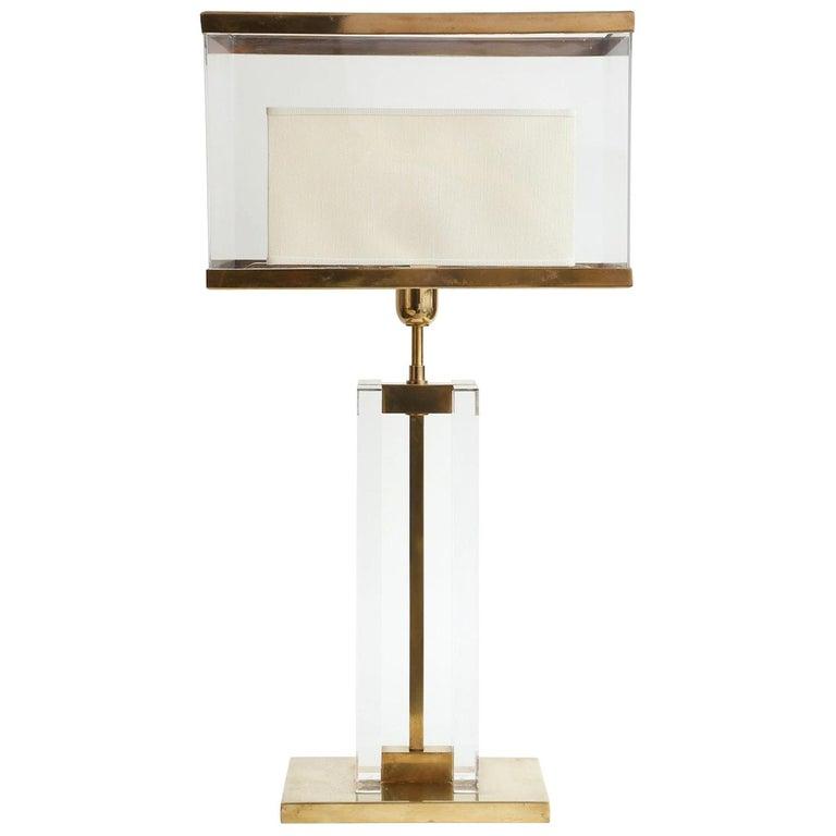 Binario Table Lamp by Selezioni Domus For Sale