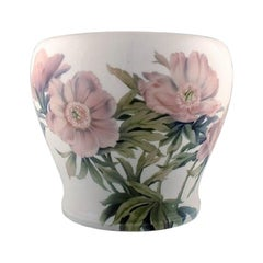 Bing & Grøndahl, Colossal Jardinière / Flower Pot in Porcelain, 1915-1920