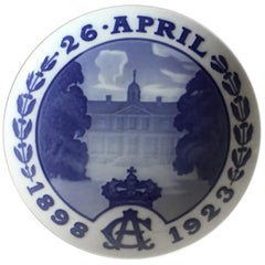Bing & Grøndahl Commemorative Plate from 1923 BG-CM60