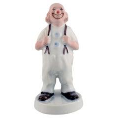 Bing & Grøndahl Porcelain Figure, Clown, Model Number 2511.