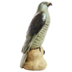 Bing & Grøndahl Sparrowhawk No. 1892 by Niels Nielsen