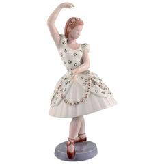 Bing & Grondahl, Columbine Porcelain Figurine, Number 2355