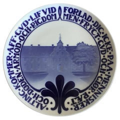 Bing & Grøndahl Commemorative Plate from 1909 BG-CM32
