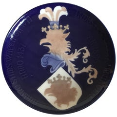 Bing & Grondahl Commemorative Plate from 1896 BG-CM5A