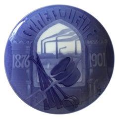 Bing & Grondahl Commemorative Plate from 1901 BG-CM17