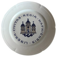 Bing & Grondahl Commemorative Plate from 1902-1914 Copenhagen City, Unique