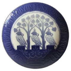 Bing & Grondahl Commemorative Plate from 1907 BG-CM29