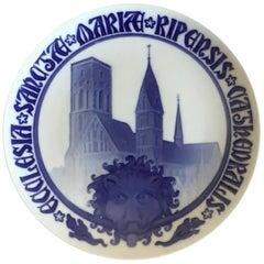 Bing & Grondahl Commemorative Plate from 1908 BG-CM28