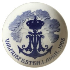 Bing & Grondahl Commemorative Plate from 1908 BG-CM30