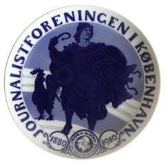 Bing & Grøndahl Commemorative Plate from 1910 BG-CM39