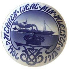 Bing & Grondahl Commemorative Plate from 1912 BG-CM40