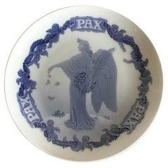 Bing & Grondahl Commemorative Plate from 1915 BG-CM42