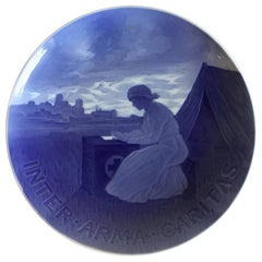 Bing & Grondahl Commemorative Plate from 1916 BG-CM47