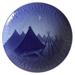 Bing & Grondahl Commemorative Plate from 1918 BG-CM50