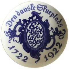 Bing & Grondahl Commemorative Plate from 1922 BG-CM56