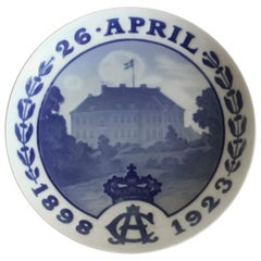 Bing & Grøndahl Commemorative Plate from 1923 BG-CM59