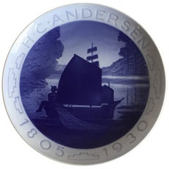 Bing & Grondahl Commemorative Plate from 1930 BG-CM66