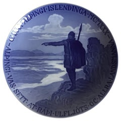 Bing & Grondahl Commemorative Plate from 1930 BG-CM67