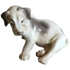 Bing & Grondahl Figurine of Sealyham Terrier No 2027