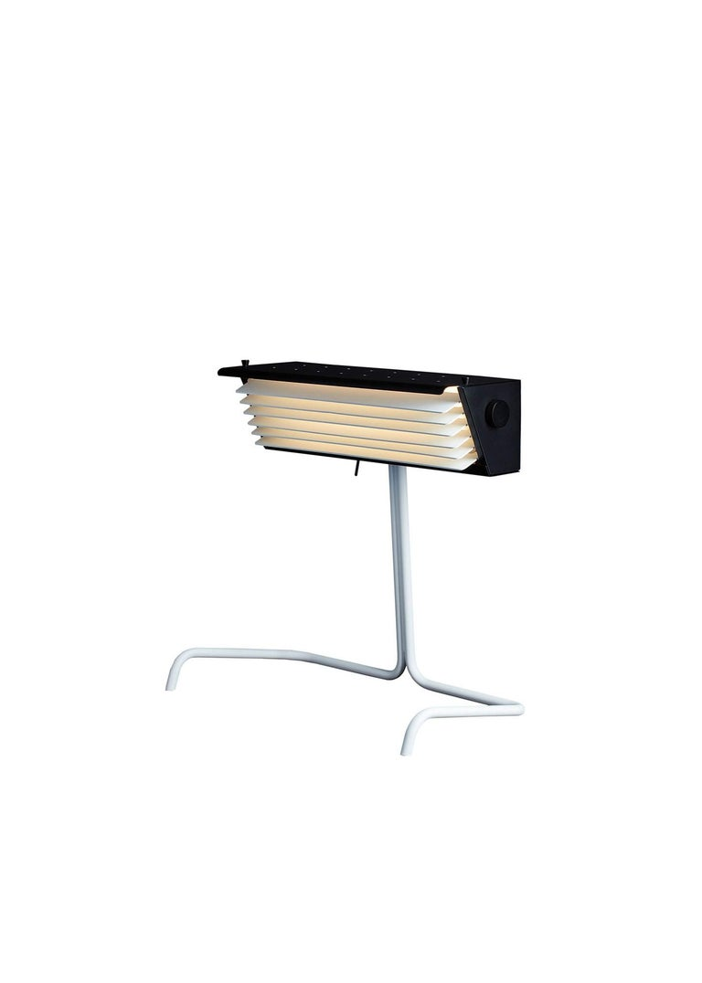 French Biny Table Lamp by Jacques Biny For Sale