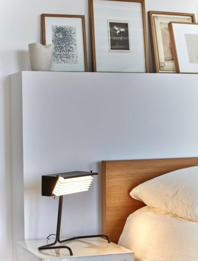 Biny Table Lamp by Jacques Biny For Sale 1