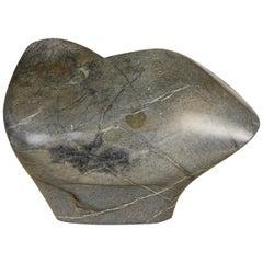 Biomorphic Stone Sculpture
