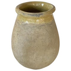 Biot Garden Urn or Oil Jar from France