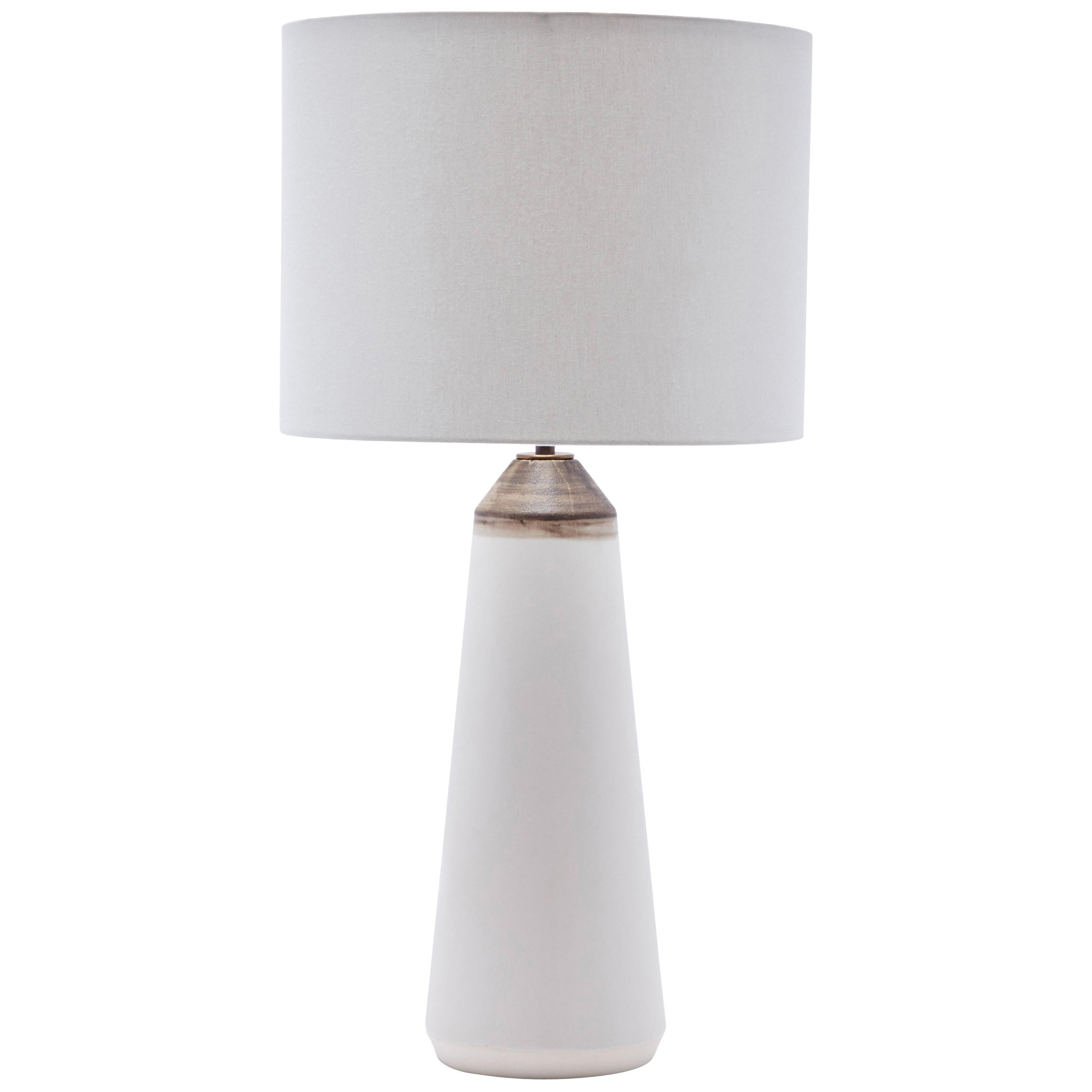 Birch Bronze Thimble Lamp by Victoria Morris for Lawson-Fenning