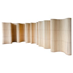 Birch Conveyor Belt Room Screen